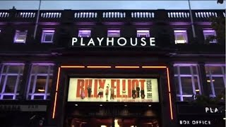 Billy Elliot in Edinburgh | Billy Elliot the Musical