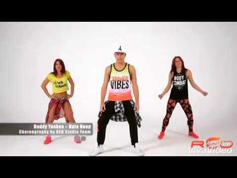 زومبا نحت الجسم اروع زومبا في العالم 2017 Youtube