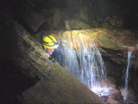 Blowing Hole Cave - YouTube