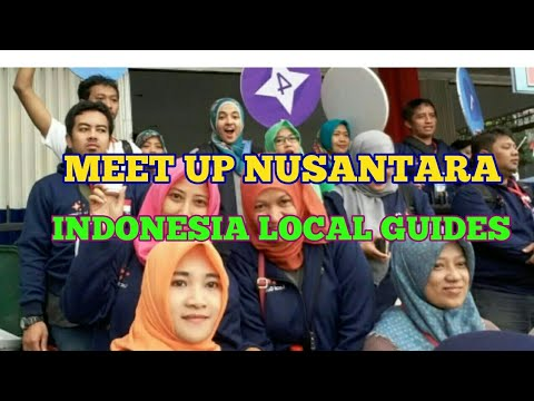 Meetup Google Local,  Meetup Nusantara - indonesia local guide