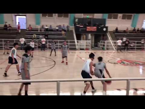 Jonathan Nehorai 8th Grade Offensive Highlights pt.1