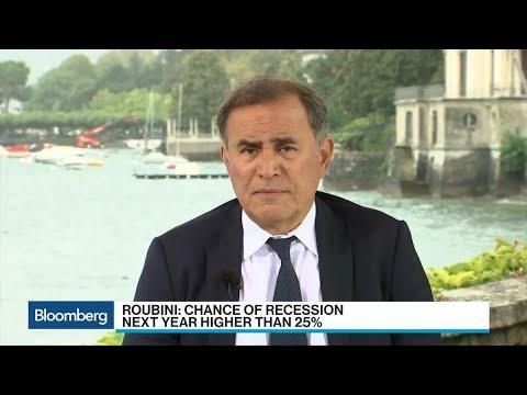 Roubini Says Markets