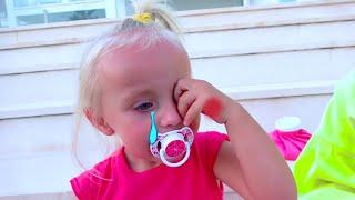 История как мама лечит Еву и Алису / История игрушек Свинка Пеппа