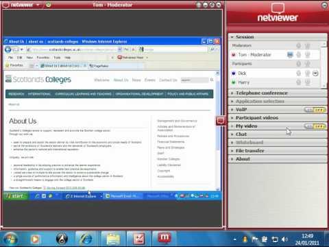 netviewer meet