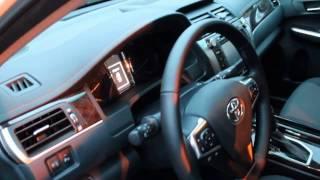 Перетяжка салона Toyota Camry(, 2016-12-20T23:29:58.000Z)