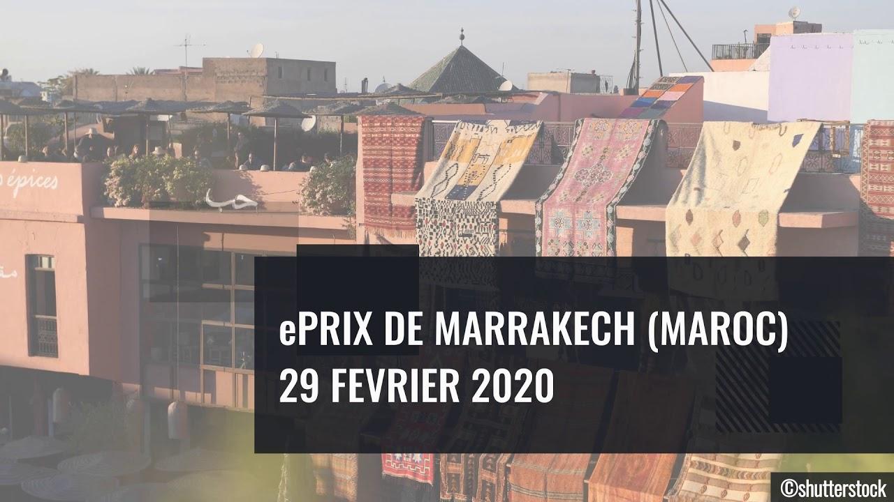 Calendrier Formule E 2020.Formule E La Calendrier De La Saison 2019 2020