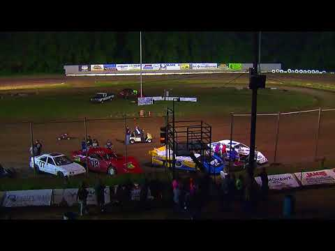 6 16 18 Cottage Grove Speedway Main event Interviews