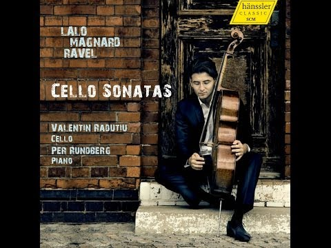 Magnard Cello Sonata in A Major performed by Valentin Radutiu
