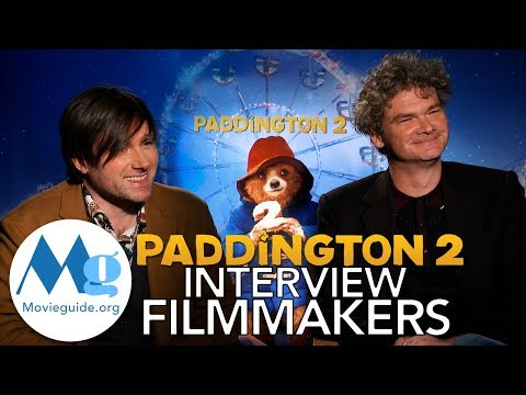 PADDINGTON 2 Interview: Paul King & Simon Farnaby Mp3