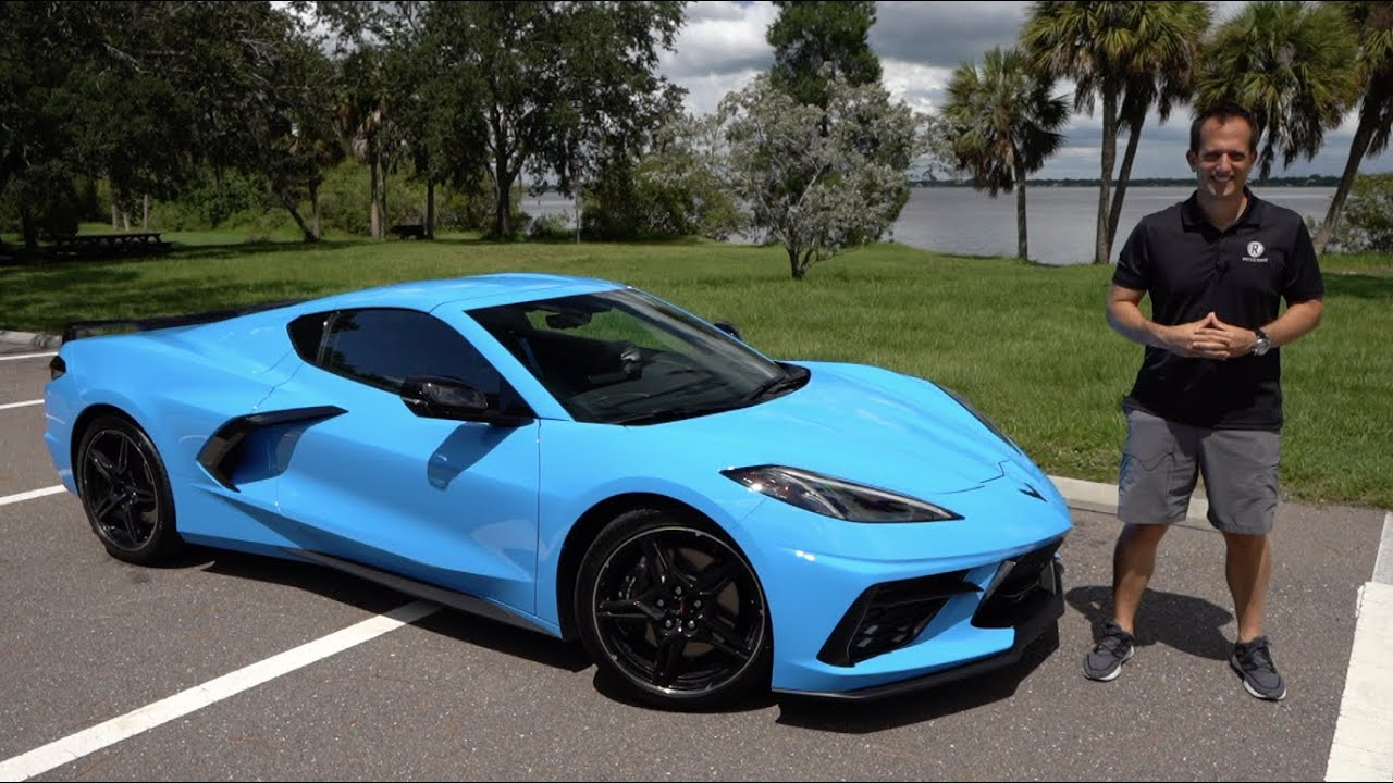 Is the 2020 Chevy C8 Corvette Z51 the GREATEST sports car ever BUILT?