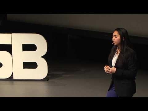 Socioeconomic Status and Barriers to Education: Monica Korakula at TEDxBritishSchoolofBrussels