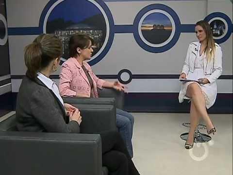 Entrevista da Jornalista Silvia Oliveira ao Programa Revista – Parte 3