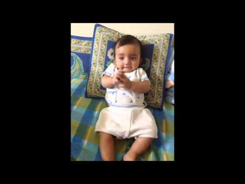 Hala Karu hun - Baby Krishana - For My Son Vandan