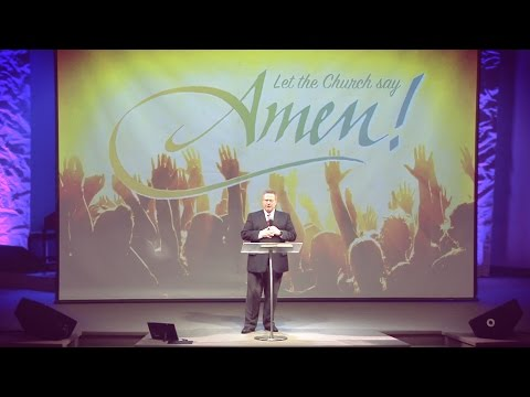 """Let the Church Say Amen!"" – Pastor Raymond Woodward"