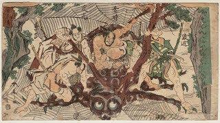 5 Жутких существ из японской мифологии