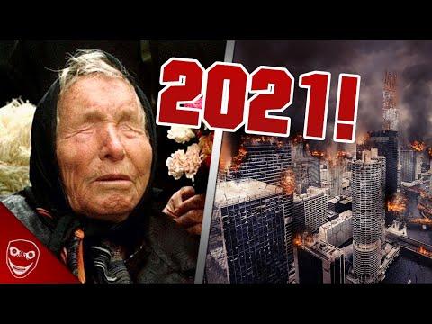 Schreckliche Vorhersagen für 2021! Baba Wanga Vorhersagen!
