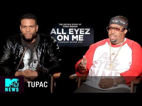 Download Youtube: 'All Eyez On Me' Team on Humanizing Tupac    MTV News