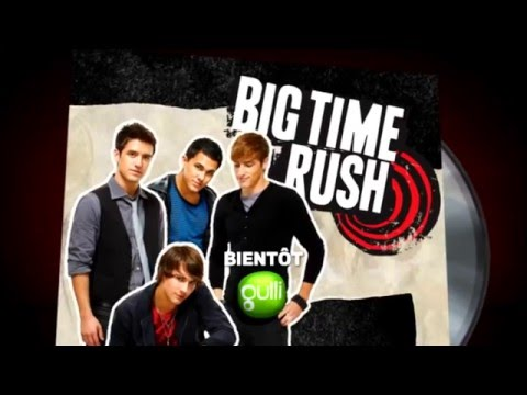 La très célèbre série Big Time Rush débarque bientôt sur Gulli !