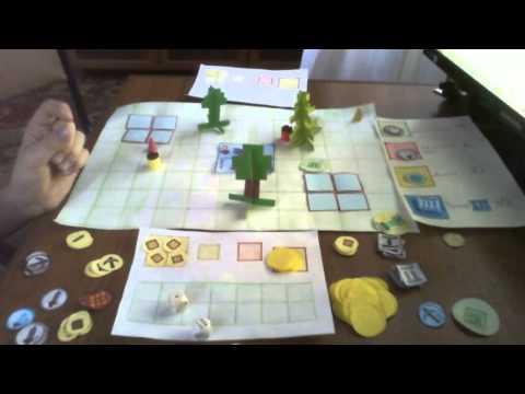 Настольная игра Майнкрафт ! Подарок от С.Крипера !