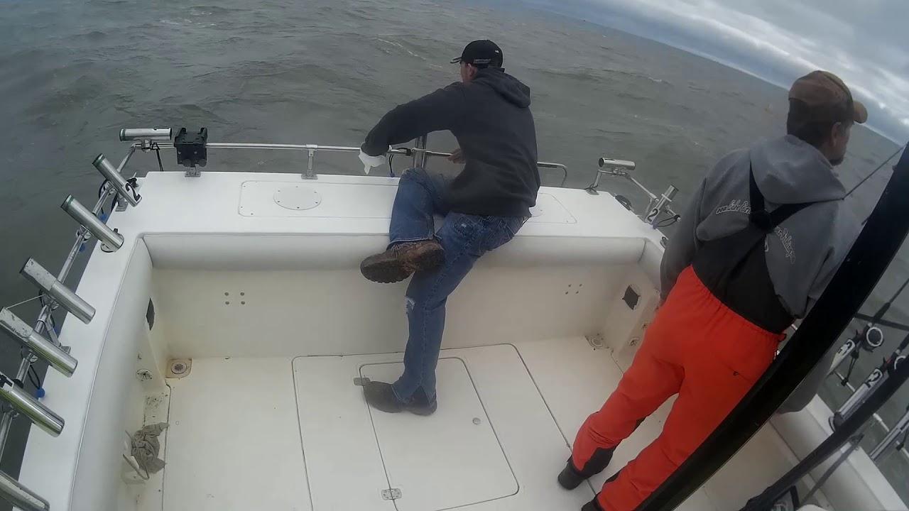Lake Erie Monster Walleye Fishing