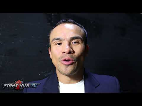 JUAN MANUEL MARQUEZ TO CONOR MCGREGOR 'YOU'RE A LIAR' REACTS TO SPARRING