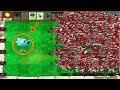 Plants vs Zombies Hack - 1 Snow Pea vs 99999 Football Zombie