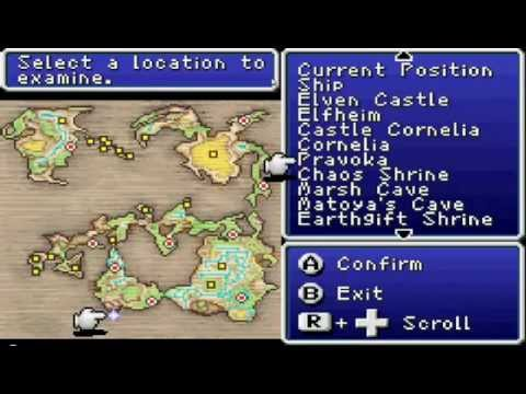 Final fantasy i gba episode 11 oh theres a map youtube final fantasy i gba episode 11 oh theres a map gumiabroncs Choice Image