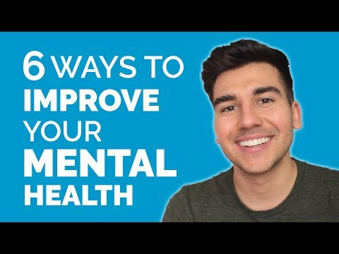 How to Improve Your Mental Health Depression, Anxiety, Stress