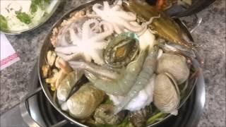 Корейская кухня. Морепродукты