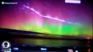 Mysterious Alien Activity Happening All Over The World 11/6/2015