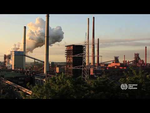 Environmental Sustainability and Decent Work