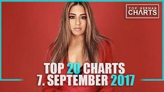 TOP 20 SINGLE CHARTS - 7. SEPTEMBER 2017