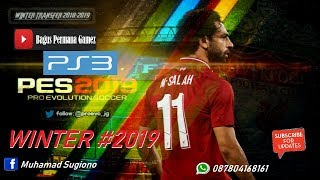 PES 2019 PS3 ProEvo_JG Real Patch WINTER 18-19