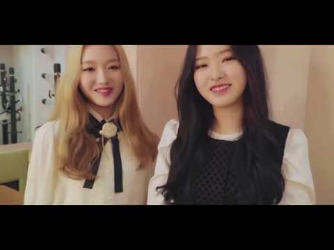 Loona: Gowon & Olivia Hye - Just for a moment [FMV]