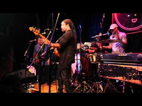 Incognito at band on the wall in Manchester Feb 11th 2016