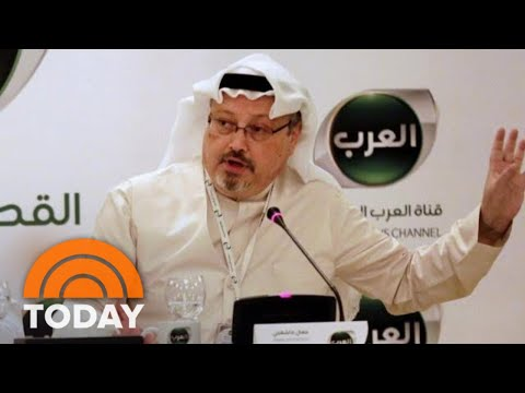 Turkey Reportedly Has Recordings Of Journalist Jamal Khashoggi's Murder | TODAY