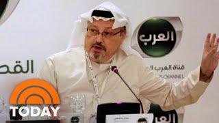 Turkey Reportedly Has Recordings Of Journalist Jamal Khashoggi's Murder | TODAY