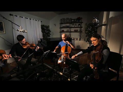 """Smetana - String Quartet No. 1 (""""From My Life"""") - Dover Quartet"""