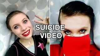 12 Year Old Katelyn Nicole Davis Suicide Video Streamed on Facebook Live, Live.Me