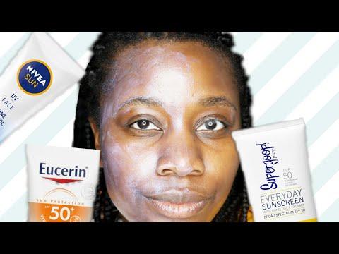 Sunscreen For Dark Skin - The Best Sunscreen For Black Skin