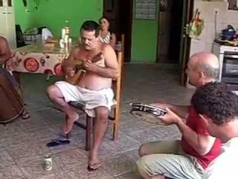 Pout-Pourri de Chorinho na Casa do Chico - REGIONAL DA SAUDADE - Salesópolis - guilhamarques
