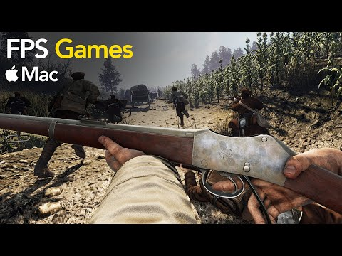 Top 10 Mac FPS Games 2019