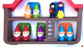Blancanieves Deluxe, juego de lógica para preescolares de Lúdilo - Una Mamá Novata