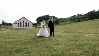 Kourtney & Joshua   Glade Creek Farms