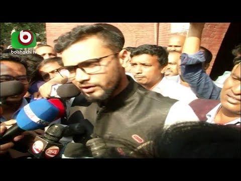 সাংসদ হিসেবে শপথ নিয়েই মাঠে গেলেন মাশরাফি | MP Mashrafe Mortaza | Bangla News Today