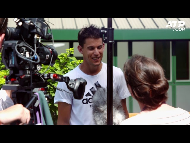 Behind The Scenes At Wimbledon 2019 Week One