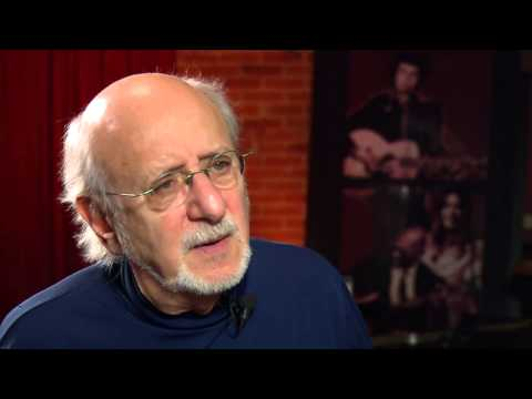 Peter Yarrow on How Peter, Paul and Mary Became Activists