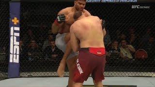 Overeem Vs Oleinik Full Fight UFC St. Petersburg