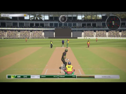 ASHES Cricket 2017  ONLINE GAMEPLAY PS4   || LIVE streaming