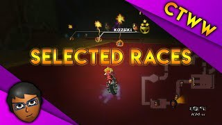 Mario Kart Wii - Custom Tracks Worldwide 9/22 - Selected Races